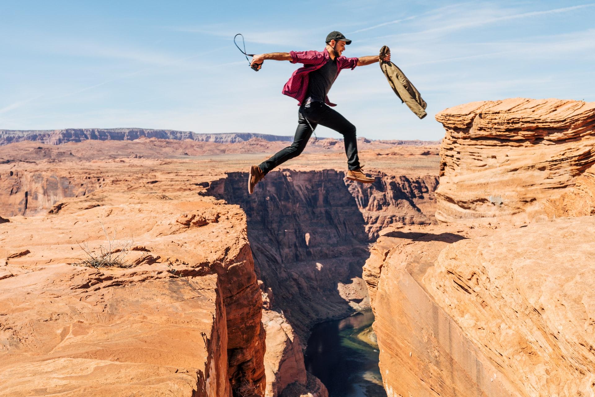 grow - leap of faith